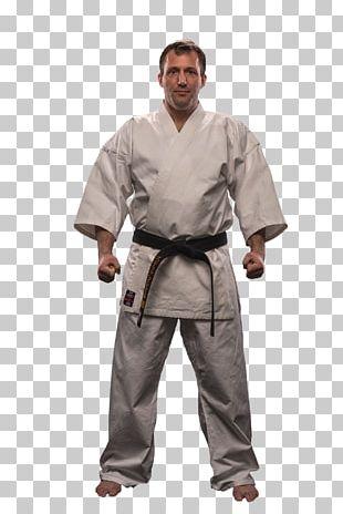 Karate Gi Dobok Combat Sport PNG