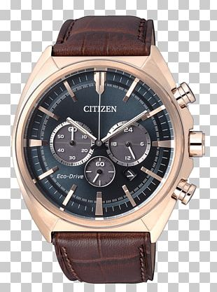 Eco-Drive Citizen Holdings Watch Chronograph Clock PNG