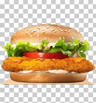 Whopper TenderCrisp Burger King Grilled Chicken Sandwiches Hamburger PNG