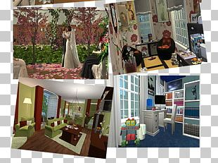 Window Interior Design Services Property Collage PNG