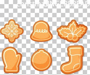 Cookie Christmas Dessert PNG