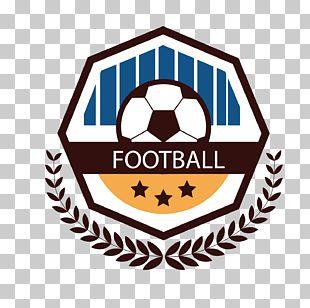 European Soccer Logo Design PNG