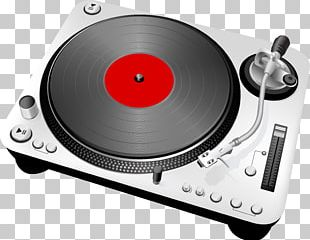 Disc Jockey Phonograph Record DJ Mix PNG