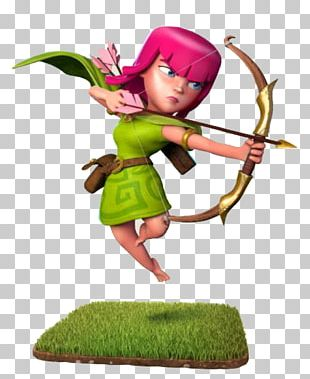 Clash Of Clans Clash Royale Archer Video Game PNG