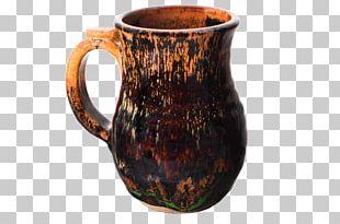 Coffee Cup Ceramic Vase Pottery Mug PNG