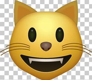 Cat Emojipedia Smile Face With Tears Of Joy Emoji PNG