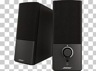 Computer Speakers Loudspeaker Bose Companion 2 Series III Bose Corporation PNG