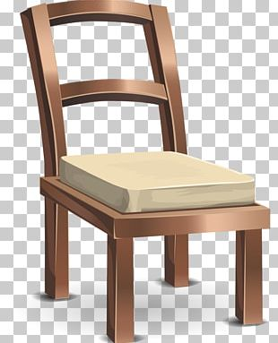Chair Furniture Dining Room Couch PNG
