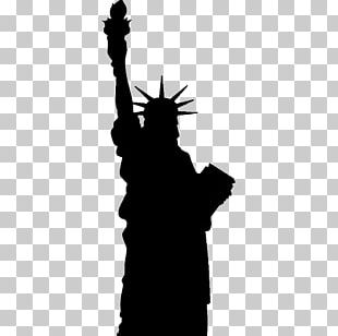 Statue Of Liberty Silhouette Statue Of Freedom PNG