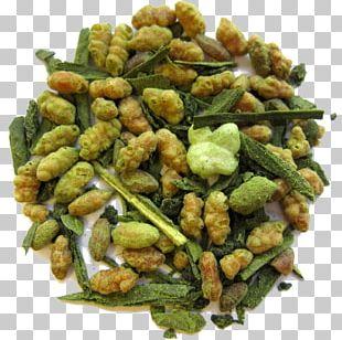 Genmaicha Vegetarian Cuisine Green Tea Japanese Cuisine Food PNG