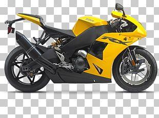 Erik Buell Racing Motorcycle EBR 1190RS FIM Superbike World Championship Sport Bike PNG