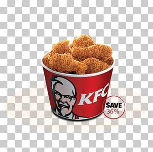 KFC Crispy Fried Chicken Buffalo Wing PNG
