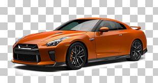 2017 Nissan GT-R Nissan Skyline Sports Car PNG
