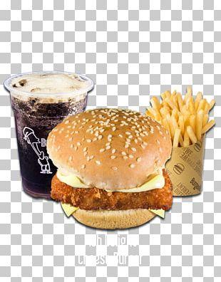 Cheeseburger Buffalo Burger Hamburger Fast Food Breakfast Sandwich PNG