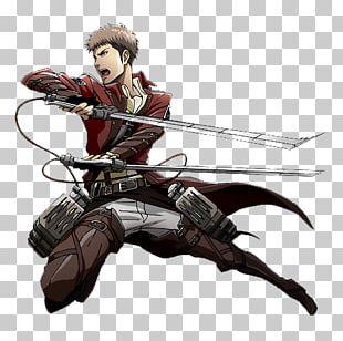 Jean Kirschtein Eren Yeager Mikasa Ackerman Attack On Titan Armin Arlert PNG