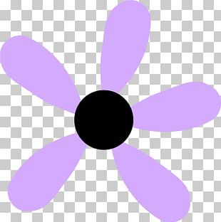 Lilac Purple Yellow PNG