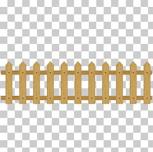 Picket Fence Cartoon PNG