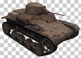 World Of Tanks Churchill Tank Self-propelled Artillery Gun Turret PNG