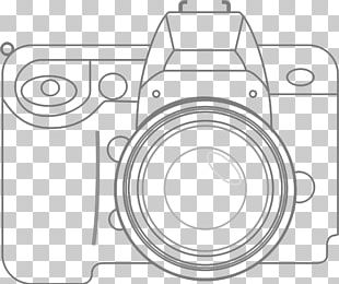 Single-lens Reflex Camera Photography Drawing PNG