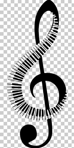 Musical Note Piano Key PNG