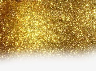 Bright Luxury Golden Background PNG