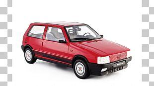 Fiat Uno City Car Fiat Automobiles Fiat 600 PNG