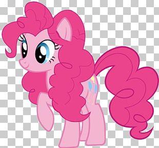 Pinkie Pie Rarity Pony Rainbow Dash Applejack PNG