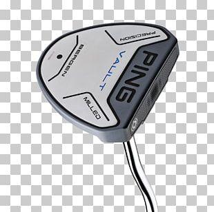 Wedge Putter Golf Iron Titleist PNG