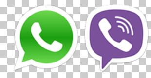 Viber WhatsApp Instant Messaging Messaging Apps Android PNG