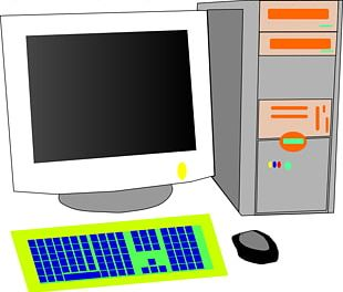 Computer Case Laptop Desktop Computer Personal Computer PNG