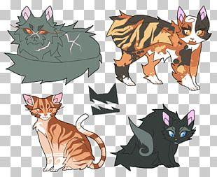 Medicine Cat Warriors ThunderClan Firestar PNG