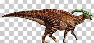 Jurassic World Evolution Ian Malcolm Parasaurolophus Tyrannosaurus Apatosaurus PNG