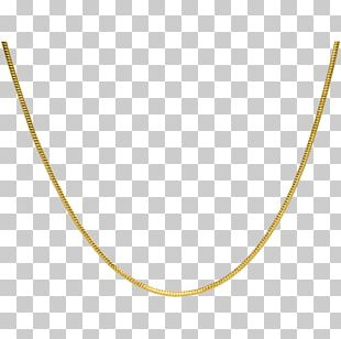 Necklace Gold-filled Jewelry Gold Plating Chain PNG