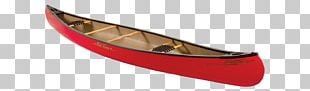 Red Canoe PNG