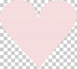 Paper Heart Angle Pattern PNG