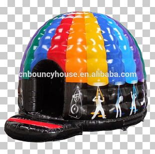 Nightclub Inflatable Bouncers Castle Child PNG
