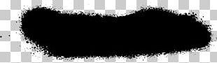 Eye Line Art Fur White Font PNG