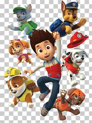 PAW Patrol Dog Iron-on T-shirt Television Show PNG
