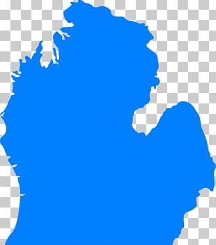 Central Michigan U.S. State PNG