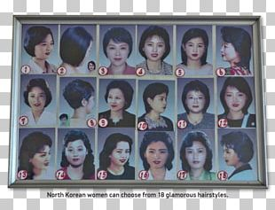 Hairstyle Pyongyang Barber Fashion Beauty Parlour PNG
