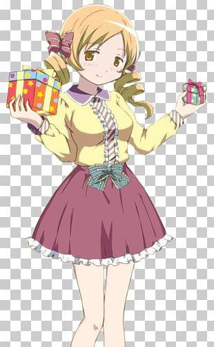 Mami Tomoe Homura Akemi Anime Puella Magi Madoka Magica Portable Mangaka PNG