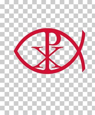 Ichthys Christian Symbolism Labarum Chi Rho PNG