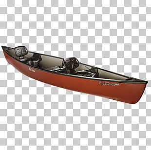 Old Town Canoe Paddle Kayak Boat PNG