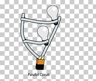 Series And Parallel Circuits Electrical Network Electronic Circuit Electricity Science Project PNG