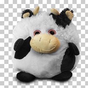 Stuffed Animals & Cuddly Toys Cattle Plush Snout Material PNG
