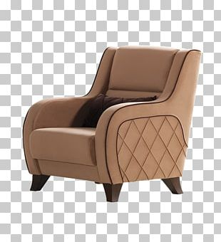 Furniture Club Chair Armrest Recliner PNG