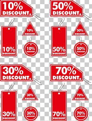 Sales Net D Price Tag PNG