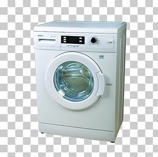 Washing Machine Haier Hoover Home Appliance PNG