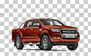 Ford Ranger Car Pickup Truck Ford Edge PNG