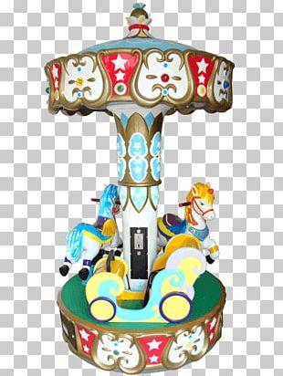 Carousel Kiddie Ride Game Amusement Park Child PNG